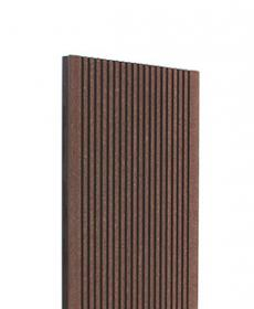 Террасная доска дпк TERRADECK ECO (Россия) цвет коричневый